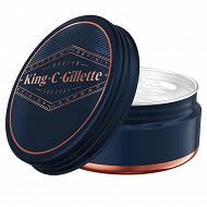 King C Gillette baume de barbe 100ml