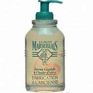 Le Petit Marseillais Savon liquide pompe fabrication à l'ancienne olive 300ml