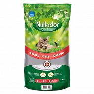 Nullodor litière pour chat 15kg