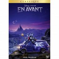 Dvd en avant