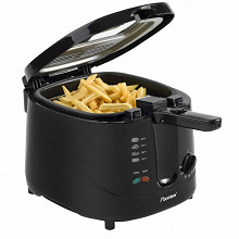 Bestron friteuse crispy and co noir ADF2000