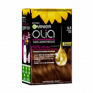 Olia coloration n°5.3 châtain clair doré