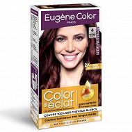 Eugène Color les naturelles n°4 châtain acajou
