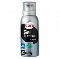 Cora gel à raser peaux sensibles 75ml