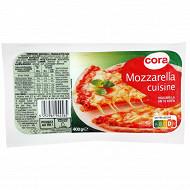 Cora mozzarella cuisine 400g