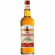 Sir edward's scotch whisky 1L 40%vol