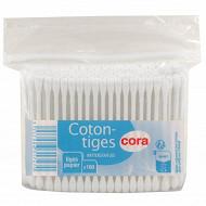 Cora sachet zip 160 coton tiges