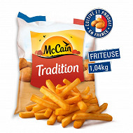 McCain frites tradition 1.040kg