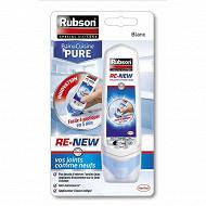 Rubson mastic bain & cuisine  pure re-new blanc tube 100ml
