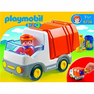 6774 camion poubelle