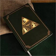 Notebook a5 the legend of zelda tri force