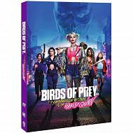 Dvd birds of prey et la fabuleuse histoire de harley quinn
