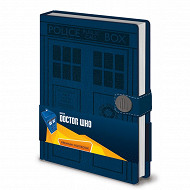 Notebook a5 dr who
