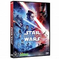 Dvd star wars l'ascension de skywalker