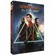 Dvd spider-man : far from home