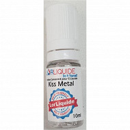 Concentré kiss metal 10ml lorliquide