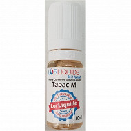 Concentré tabac mb 10ml lorliquide