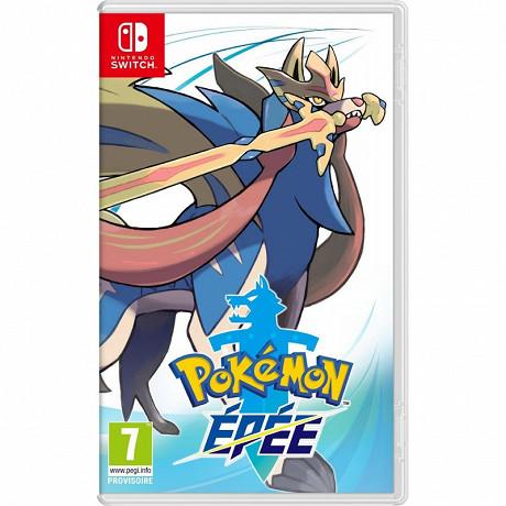 Jeu switch Pokemon épée