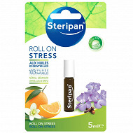 Steripan roll-on stress aux huiles essentielles 5ml