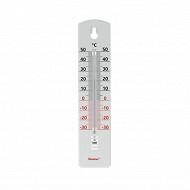Thermomètre interieur exterieur 20,5cm