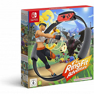 Jeu switch ring fit adventure