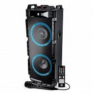 My Deejay Enceinte bluetooth lumineuse 800watts SOUND MAGIC 800
