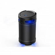 Ledwood Enceinte mobile lumineuse usb et bluetooth XTREME360