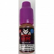 Vampire Vape Cool Red Lips 6mg  TPD 10ml