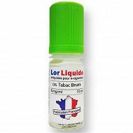 Lorliquide Tabac brun 6 mg