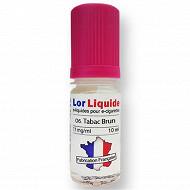 Lorliquide Tabac brun 11 mg