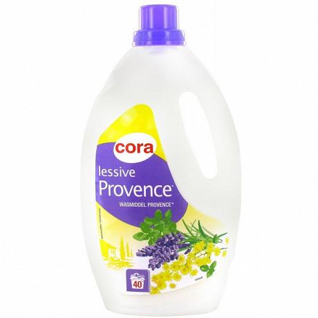 Cora lessive liquide Provence 2.6l