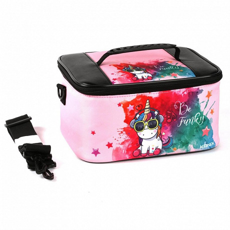 Sacoche lunch bag switch licorne konix