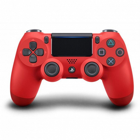 Manette ps4 dual shock rouge