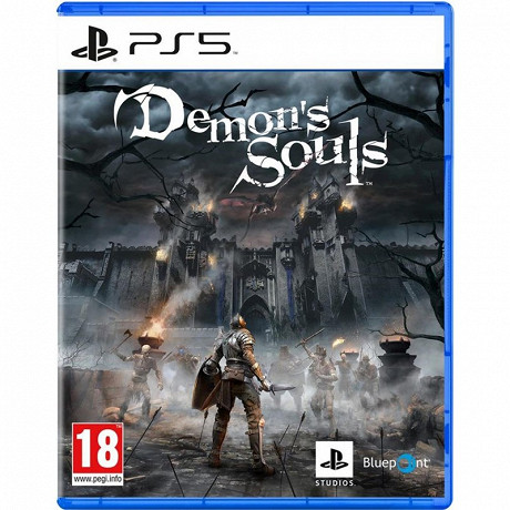 Jeu ps5 demon's soul remake