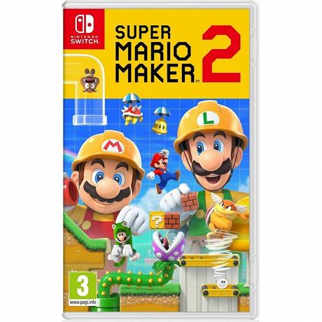 Jeu switch super mario maker 2