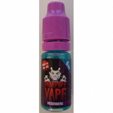 Vampire vape Heisenberg 6 mg tpd