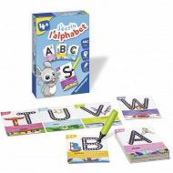 J'écris l'alphabet