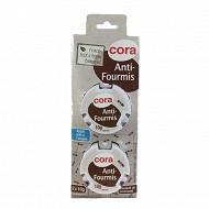 Cora anti-fourmis boites spinosad 2 x10g
