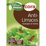 Cora anti-limaces 750g granulés uab