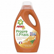 Ariel liquide simply marseille 1.815l
