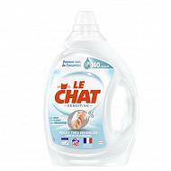 Le chat sensitive peaux tes sensible 2L - 40 lavages