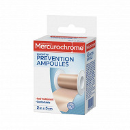 Mercurochrome sparadrap ampoules 2m x 5cm