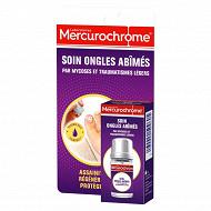 Mercurochrome Soin ongles abîmés par mycoses ou traumatismes