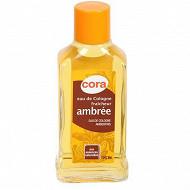 Cora eau de Cologne ambrée 250ml