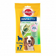 Pedigree dentastix fresh moyens chiens 180g