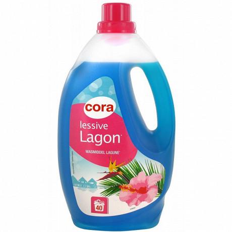 Cora lessive liquide lagon 2.6l