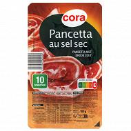 Cora pancetta au sel sec 10 tranches 100g