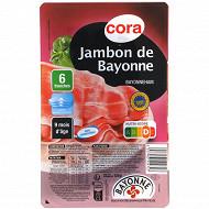 Cora jambon de Bayonne 9 mois 6 tranches 120g