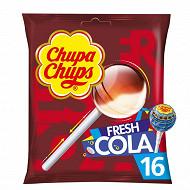 Chupa Chups fresh cola sachet de 192g