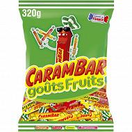 Carambar fruits 320g